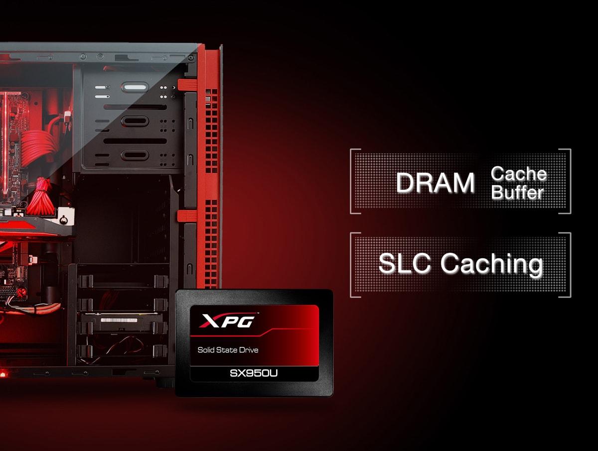 XPG-SX950U-Solid-State-Drive-Intelligent-SLC-Caching-and-DRAM-Cache-Buffer