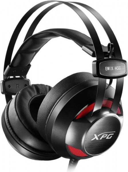 ADATA XPG EMIX H30 Gaming Headset + SOLOX F30 Amplifier