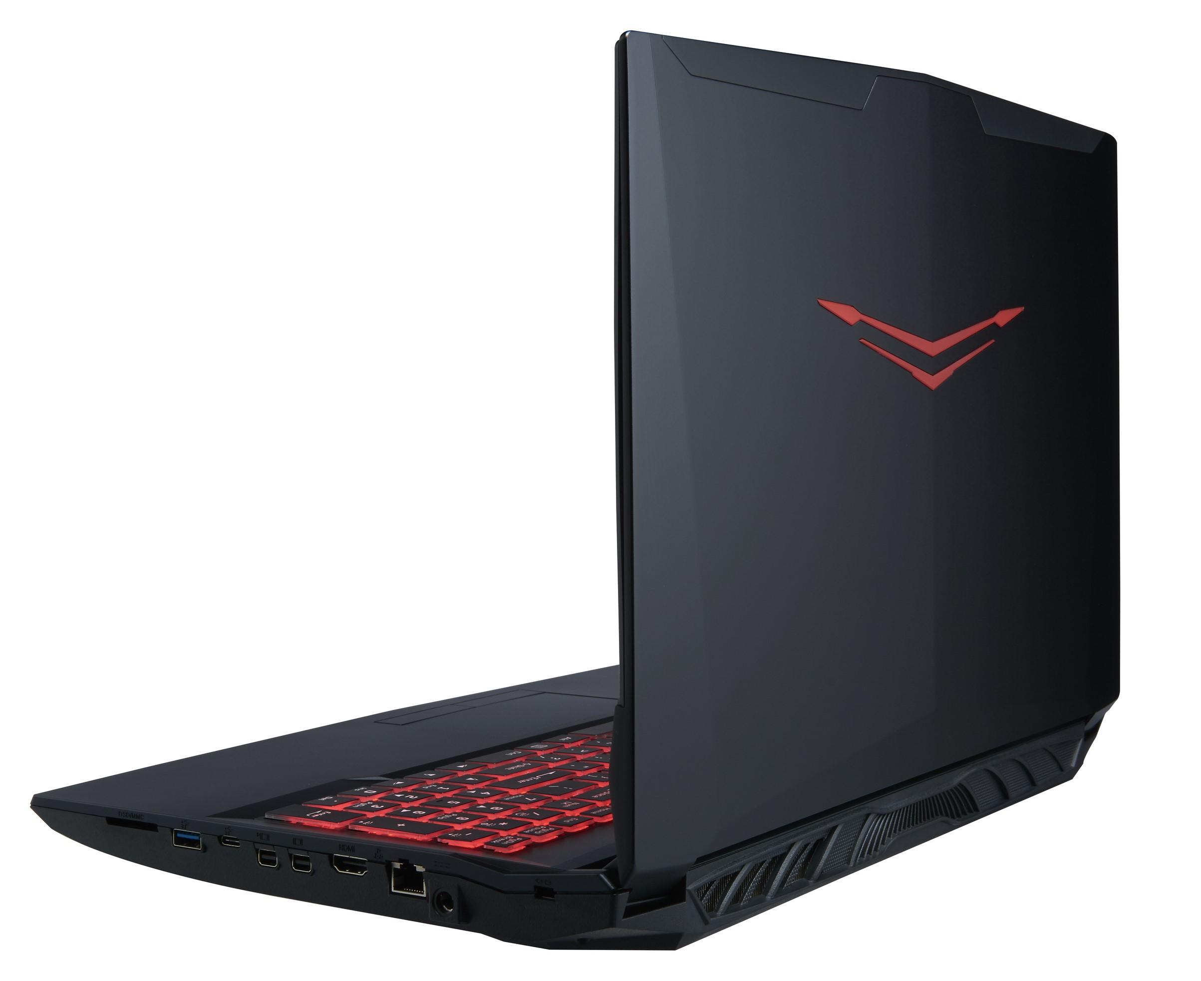 CLEVO N957TP6 Desktop CPU Laptop | NVIDIA GTX 1060