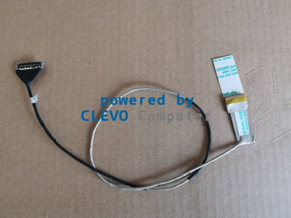 6-43-N1701-010-2L1 Wire Cable for EDP 590MM 40PIN CLEVO N170SD