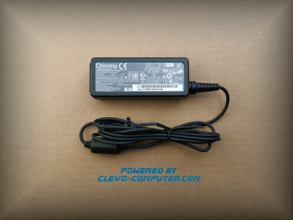 NETZTEIL (POWER SUPPLY) 40W 19V 2.1A CLEVO NJ5xxx NJ70xx