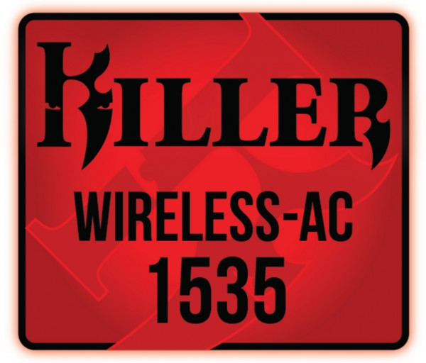 Killer Wireless AC 1535 | Bluetooth 4.2 | M.2 2230