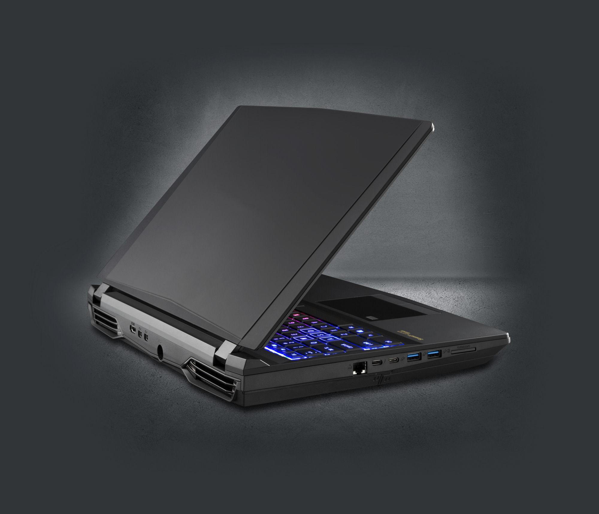 CLEVO P751TM1-G Desktop Laptop | NVIDIA RTX 2080 VR | MXM