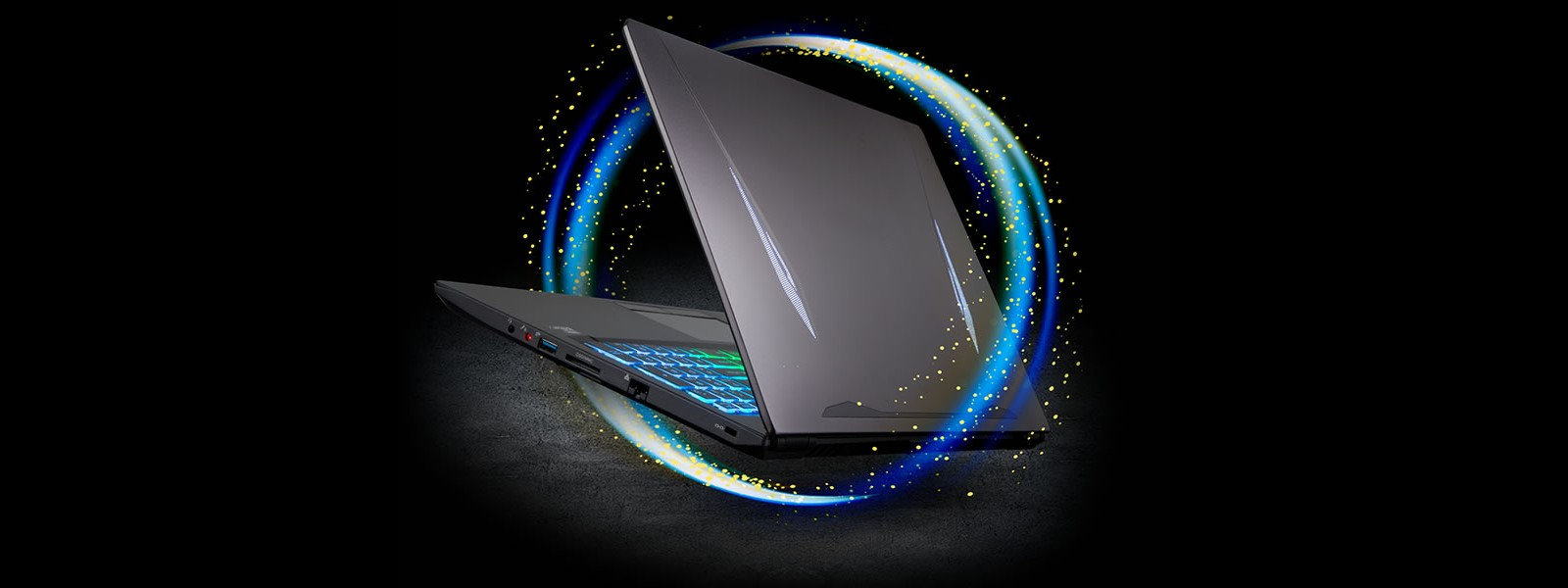 CLEVO Computer P960RD-NVIDIA-RTX-2060-Intel Core 9th-Gen i7-9750H Ultra Slim Gaming Laptop Custom Notebook Metal Chassis Features Specification 2