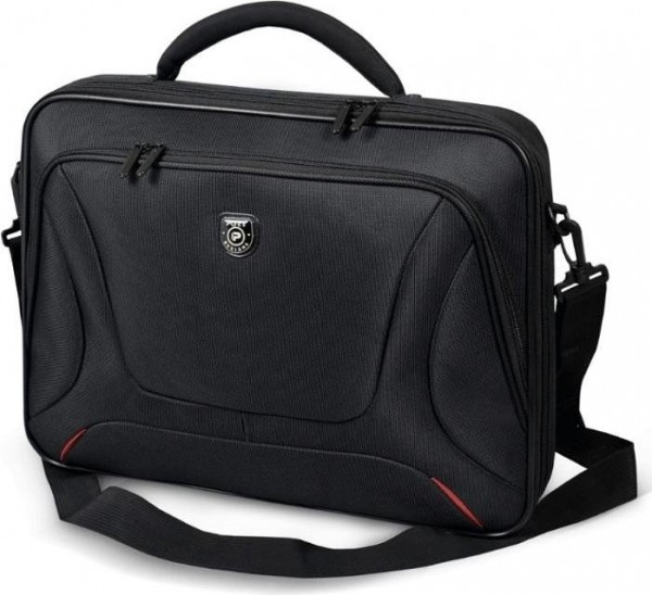 "PORT COURCHEVEL Clamshell 17,3"" Notebook Bag"