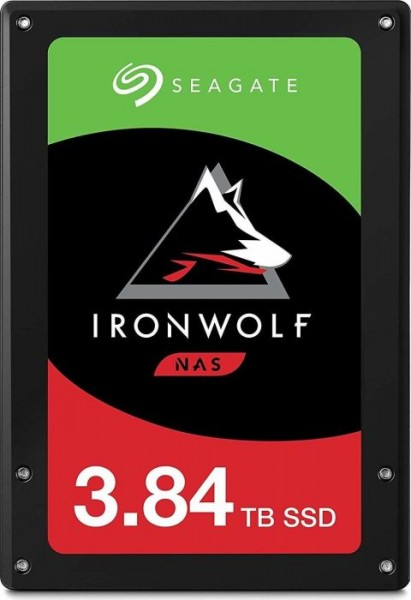 "3.84TB Seagate IronWolf 110 SSD 2,5"" SATA 