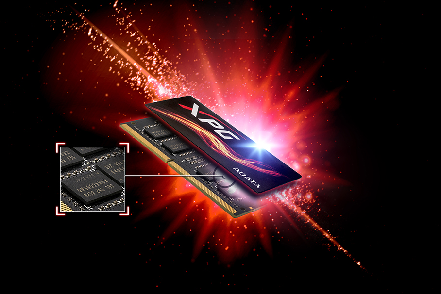 XPG-Flame-DDR4-Memory-Module-SO-DIMM-Top-Quality-RAM-for-High-Durability