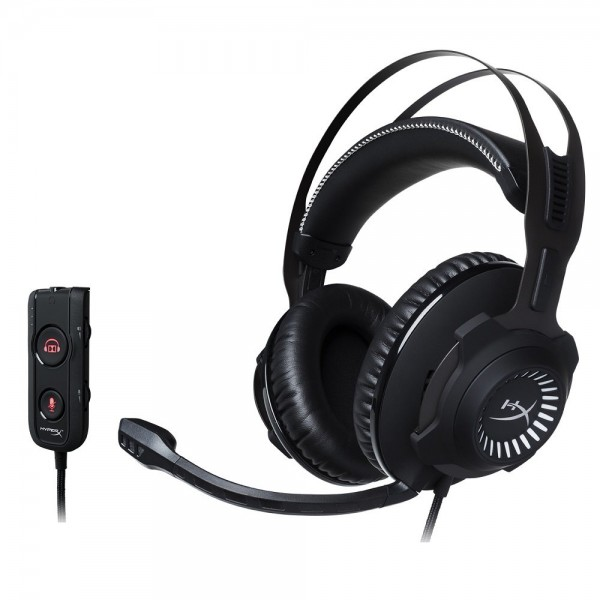 Kingston HyperX Cloud Revolver S Gun Metal