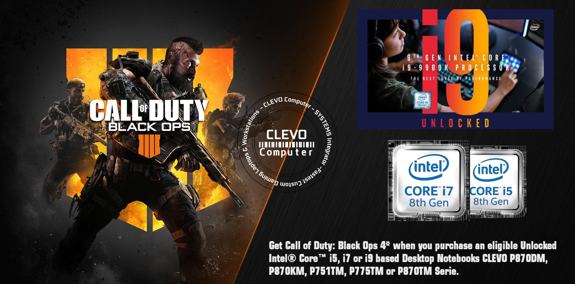 call-of-duty-black-ops-intel-bundle-unlocked-cpu-desktop-laptop-clevo-coffee-lake-gaming-notebooks-dtr