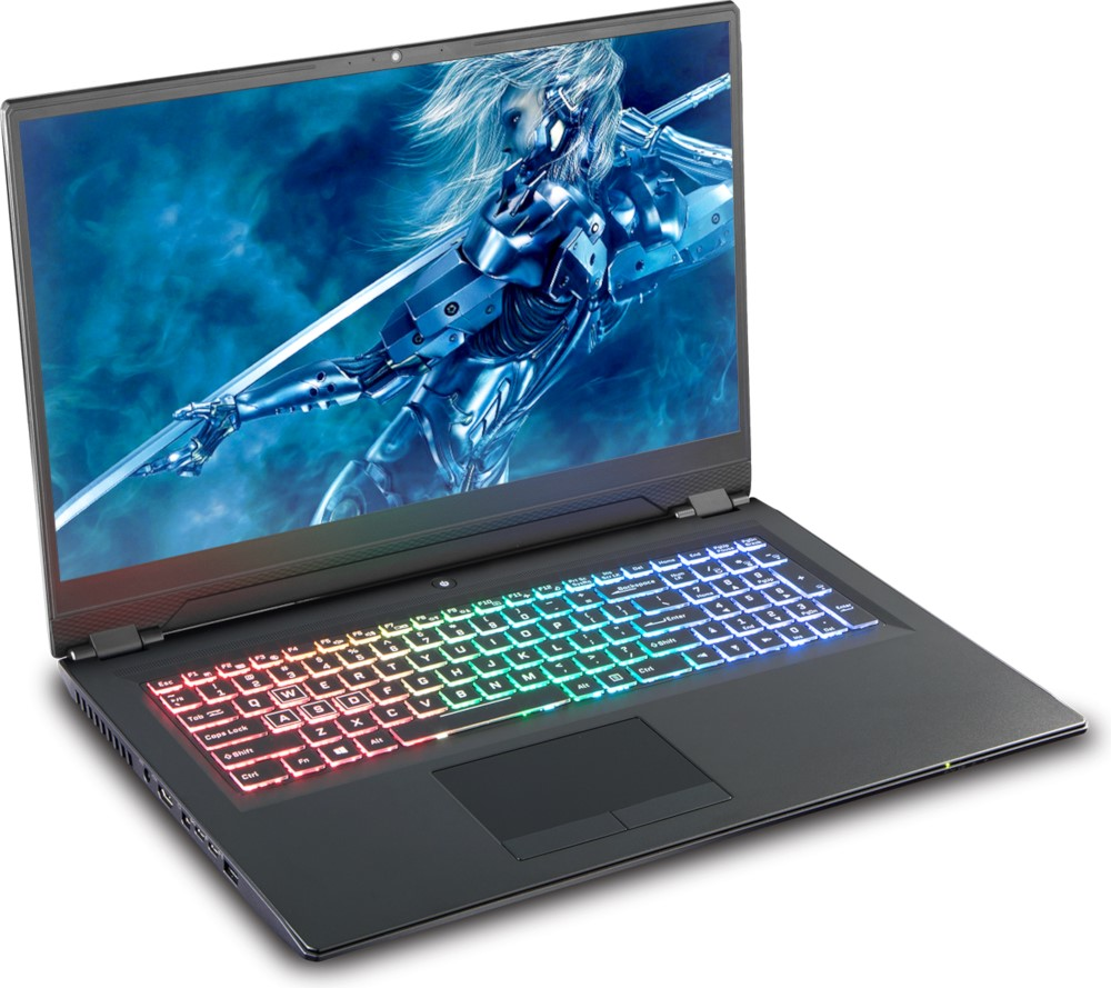 CLEVO P970RD Intel Core i7-9750H | Metal Chassis | NVIDIA