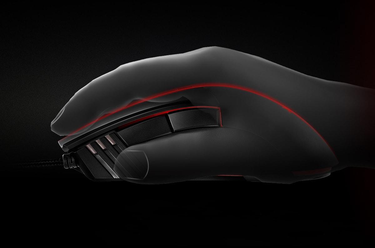 INFAREX-M10-Gaming-Mouse-INFAREX-R10-Gaming-Mouse-Pad-5