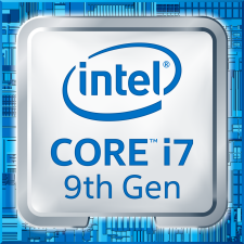 Intel Core i7-9700   12MB Cache   3.00~4.70GHz   8C/8T   TDP 65W