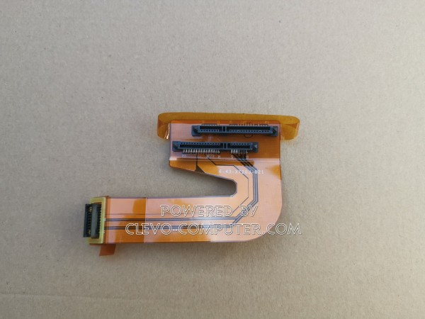 6-43-X720J-021 FPC cable 20PIN MB to SATA HDD CLEVO X7200