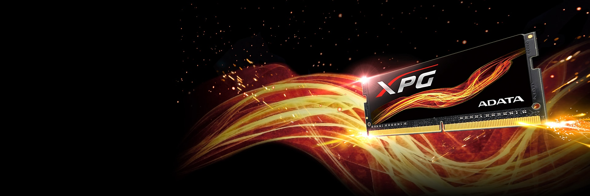 XPG-Flame-DDR4-Memory-Module-SO-DIMM-FLAME-BRIGHTENS-YOUR-GAME