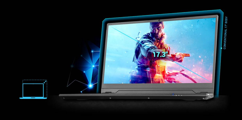 CLEVO P970ED Intel Core i7-8750H | Metal Chassis | NVIDIA