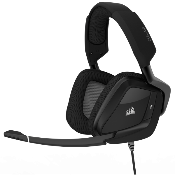 Corsair VOID PRO RGB USB Premium Gaming Headset with Dolby Headphone 7.1 — Carbon