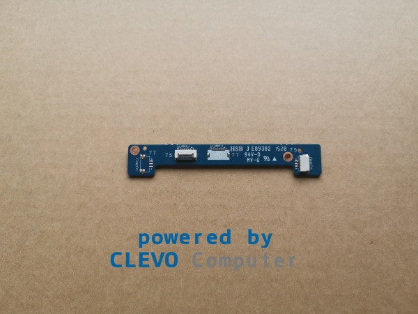 6-77-P75DC-D01 Power LED Board CLEVO P75xDMx