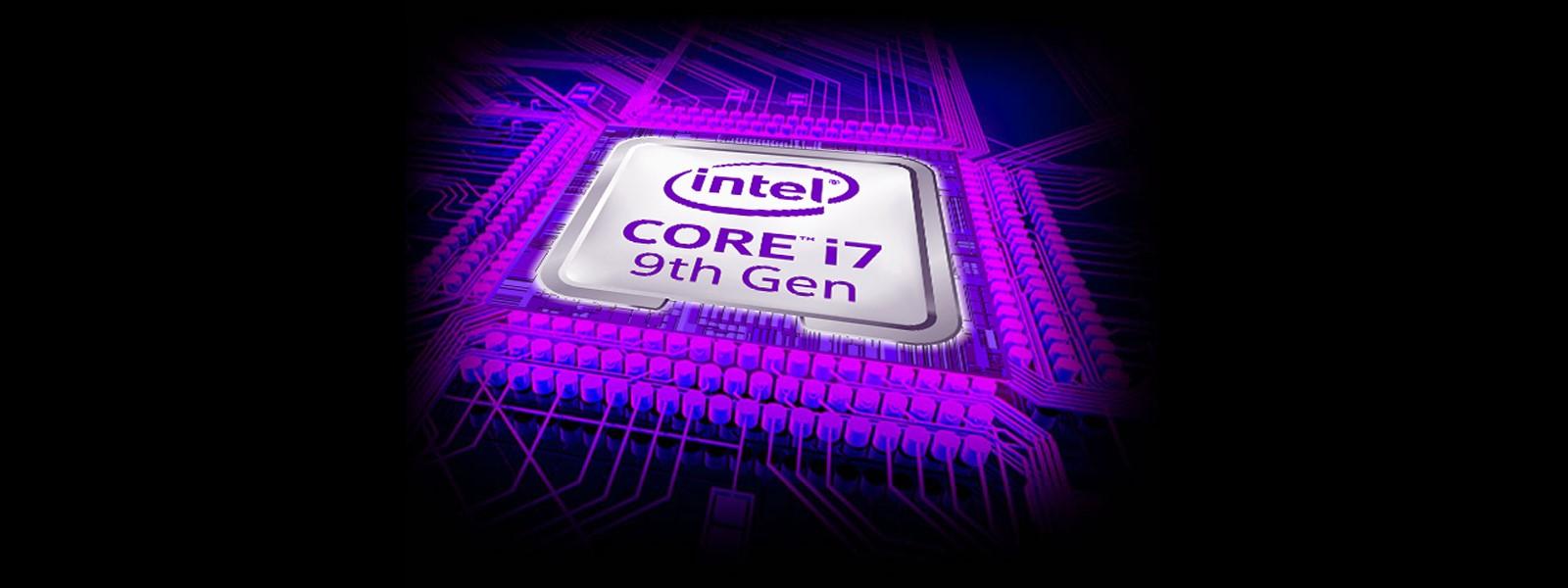 CLEVO P970RF Intel Core i7-9750H | Metal Chassis | NVIDIA