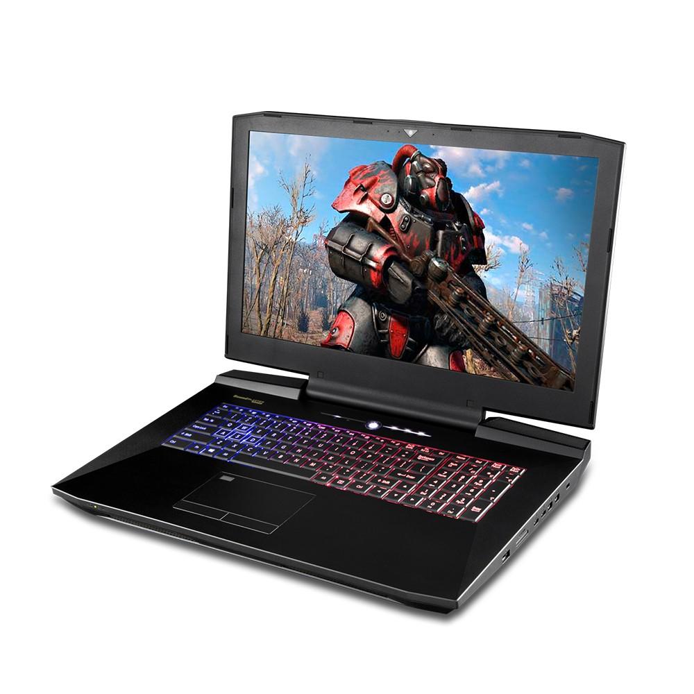 CLEVO P870KM Desktop CPU Laptop | NVIDIA GTX 1070 VR | PROMO