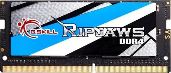 G.Skill RipJaws SO-DIMM 8GB, DDR4-2400, CL16-16-16-39 (F4-2400C16S-8GRS)