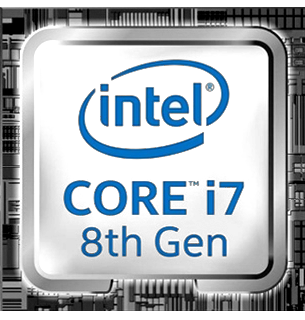 Intel Core i7-8700T | 2.40~4,00GHz | 12MB Cache | 6C/12T | TDP 35W