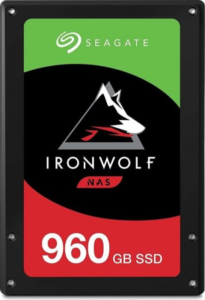"960GB Seagate IronWolf 110 SSD 2,5"" SATA 