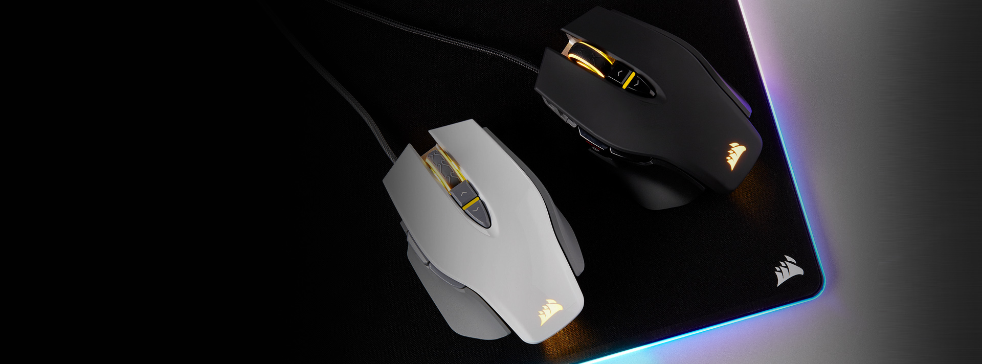 Corsair | Gaming mice | Mouse pads | Components