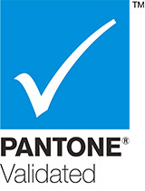 Pantone validated certification