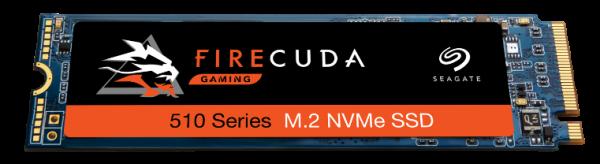 1TB Seagate FireCuda 510 SSD M.2 | PCIe 3.0 x4 | NVMe | R/W 3450/3200 MB/s