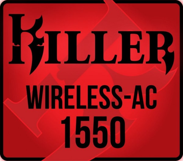 Killer Wireless AC 1550 | Bluetooth 5.0 | M.2 2230