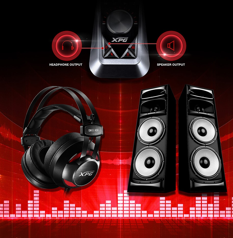 ADATA-XPG-EMIX-H30-Gaming-Headset-SOLOX-F30-Amplifier-6