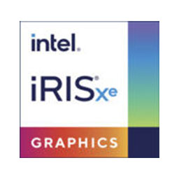 Logo Intel Iris XE Graphics